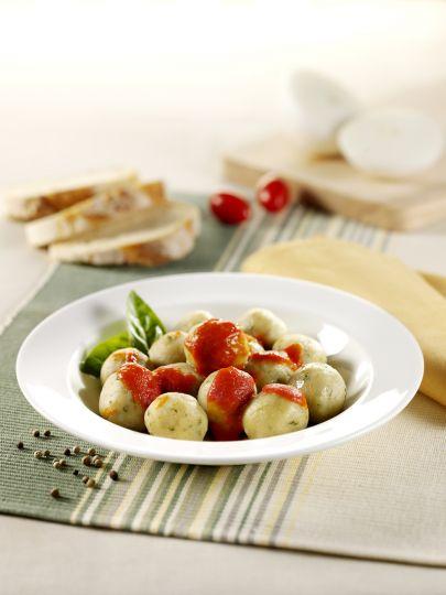 Gnocchi di Pane Vegani