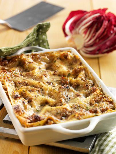 Lasagne al Forno Vegane