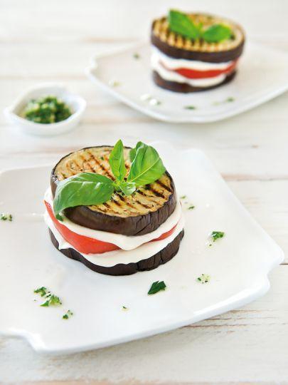 Sandwich Vegano di Melanzane