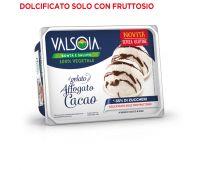 Gelato a ridotto contenuto di zuccheri Affogato Cacao