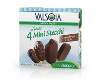 Gelato Mini Stecchi <br />2 Mandorlati +<br /> 2 Cacao