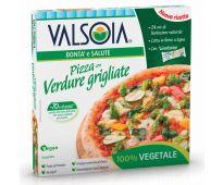 Pizza con verdure grigliate