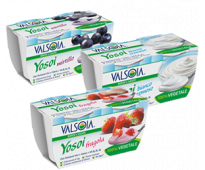 Plant based alternative to yogurt