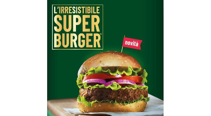 L'Irresistibile Super Burger