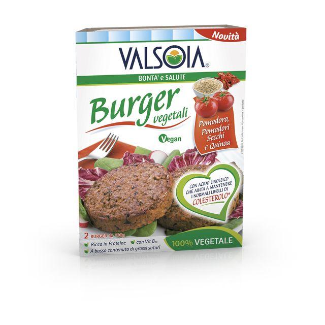 Burger Quinoa