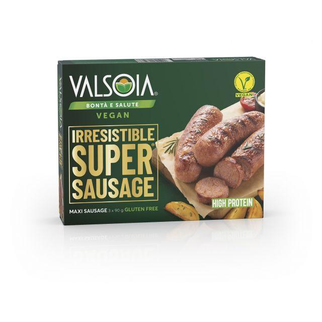 Irresistible Super Sausage