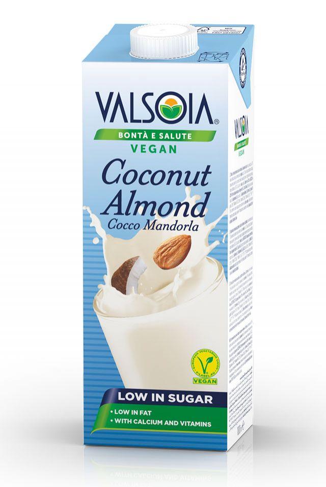 Coconut Almond drink