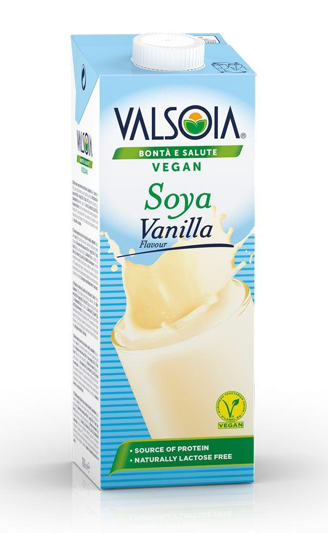 Soya Drink Vanilla