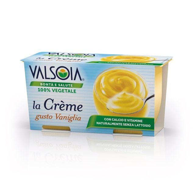 La Crème gusto Vaniglia