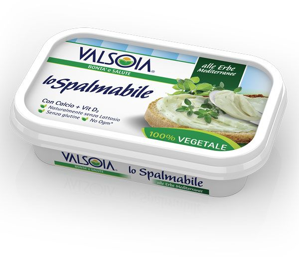 Lo Spalmabile with Mediterranean Herbs