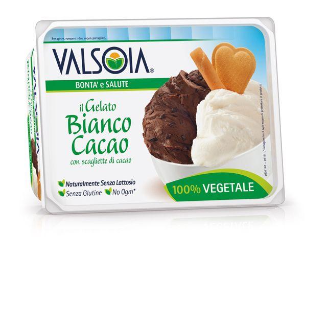 Gelato Bianco Cacao