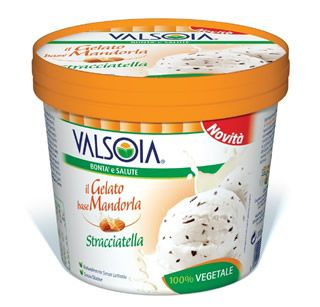 Il Gelato Almond based Stracciatella