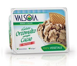Ice Cream Barley and Malt, Cocoa ripple