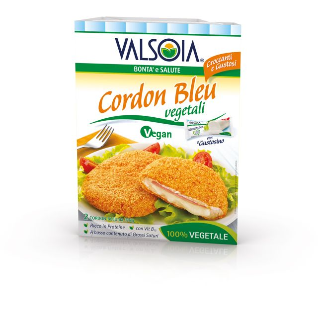 Vegetable Cordon Bleu