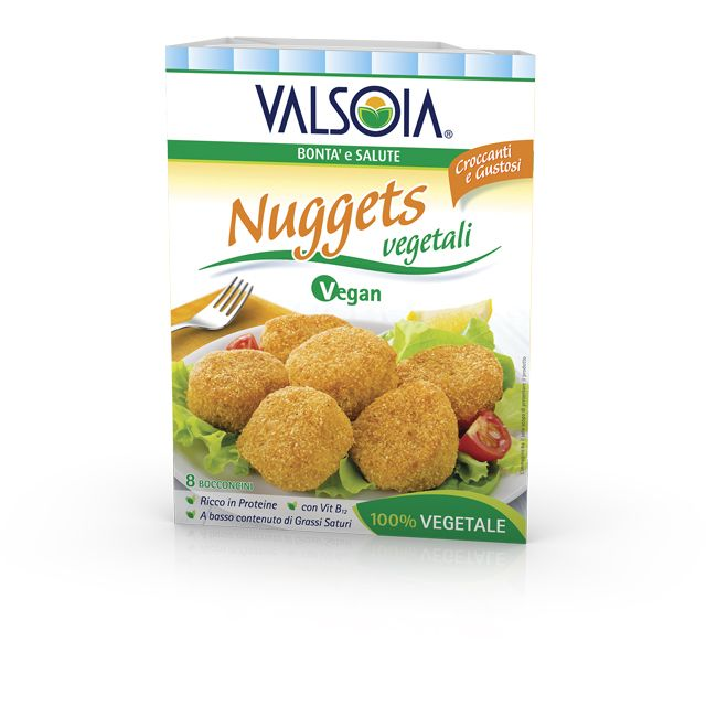 Vegetables Nuggets