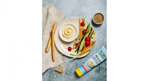 La Maionese Valsoia: senza uova, 100% vegetale, 100% buona