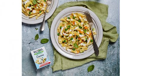 CondiSoia da cucina Valsoia: 100% vegetale 100% buona