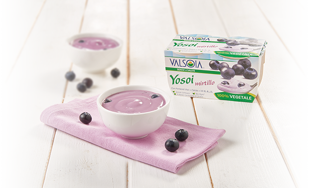 Alternative vegetali allo yogurt