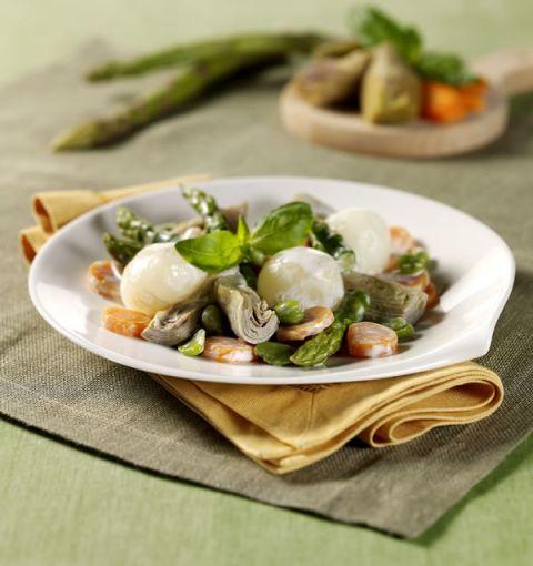 Fricassea Vegetariana di Verdure