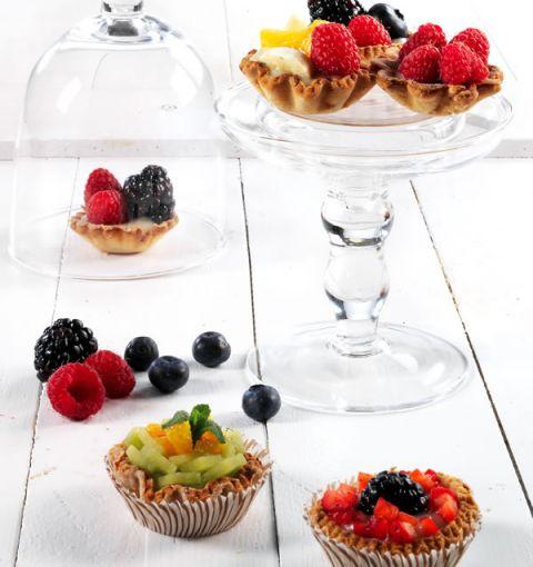 Tartellette alla Frutta Senza Lattosio