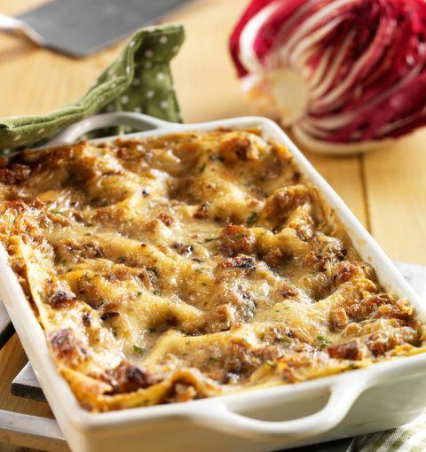 Lasagne al Forno Vegetariane